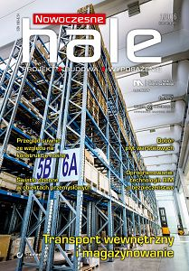 Nowoczesne Hale wydanie nr 3/2016