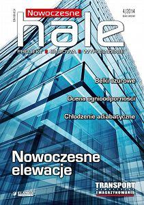 Nowoczesne Hale wydanie nr 4/2014