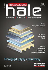 Nowoczesne Hale wydanie nr 6/2014