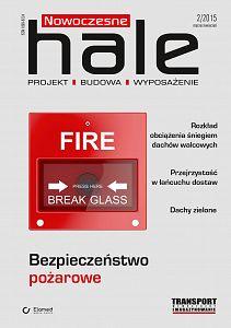 Nowoczesne Hale wydanie nr 2/2015