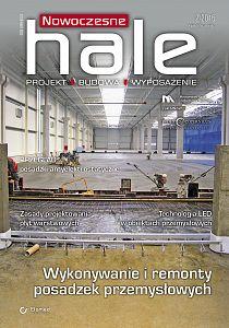 Nowoczesne Hale wydanie nr 2/2016