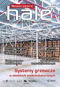 Nowoczesne Hale wydanie nr 4/2016