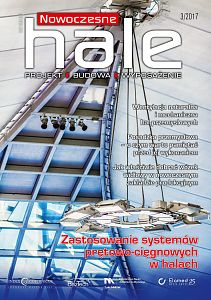 Nowoczesne Hale wydanie nr 3/2017