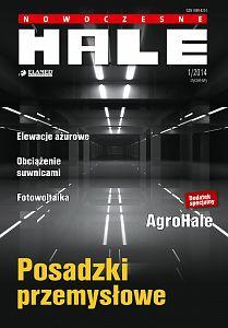 Nowoczesne Hale wydanie nr 1/2014