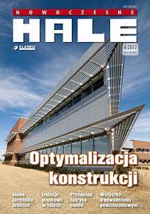Nowoczesne Hale wydanie nr 4/2012