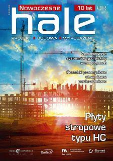 Nowoczesne Hale wydanie nr 4/2018