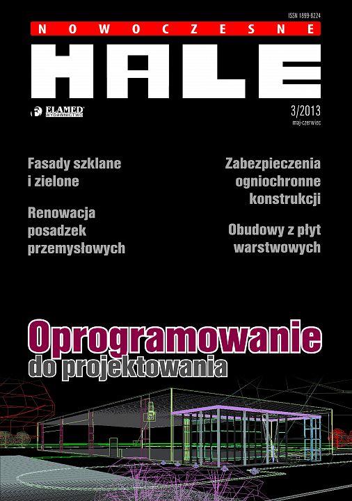 Nowoczesne Hale wydanie nr 3/2013