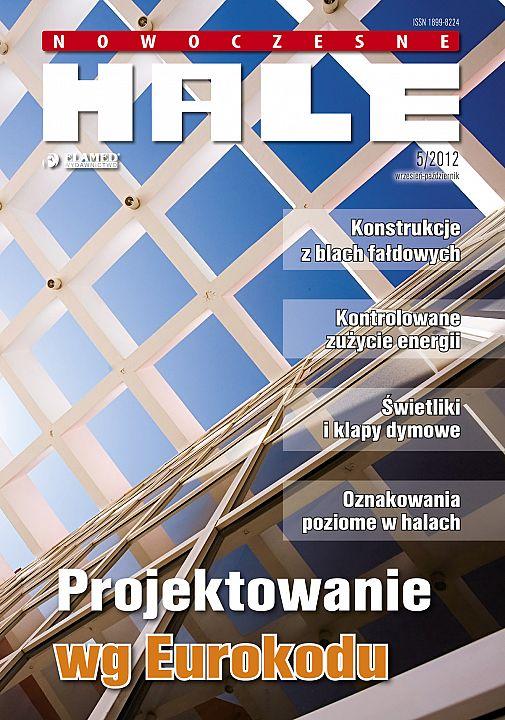 Nowoczesne Hale wydanie nr 5/2012
