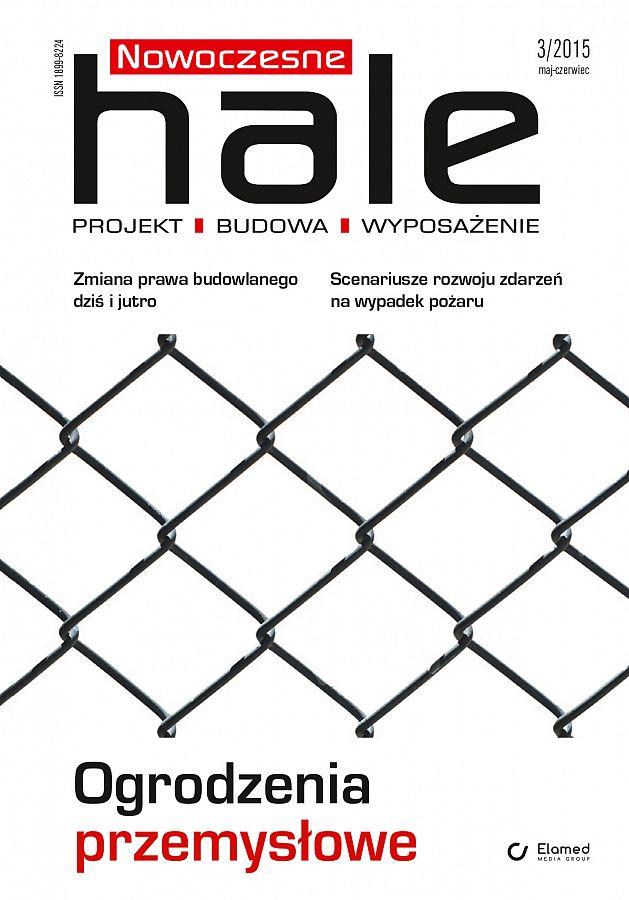 Nowoczesne Hale wydanie nr 3/2015