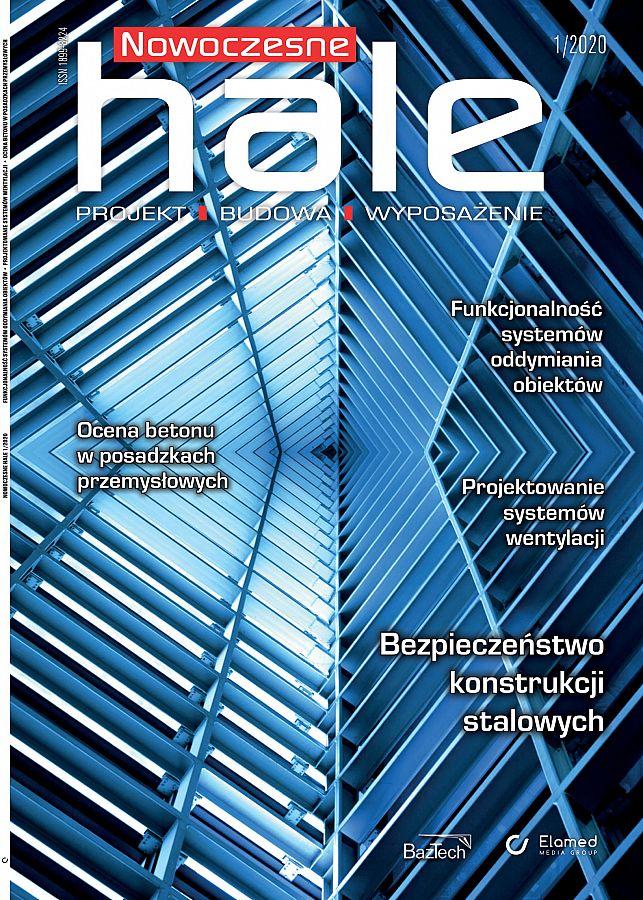 Nowoczesne Hale wydanie nr 1/2020