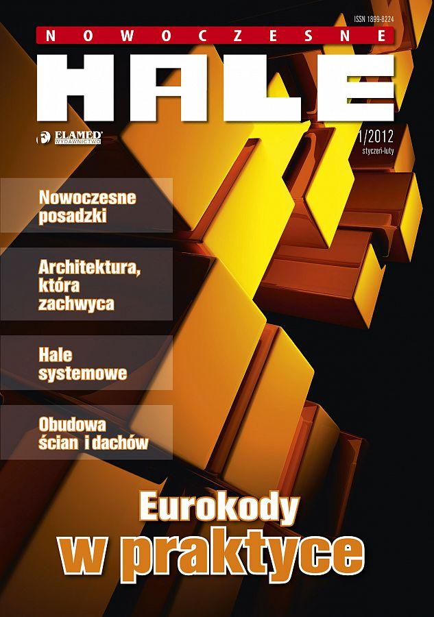 Nowoczesne Hale wydanie nr 1/2012