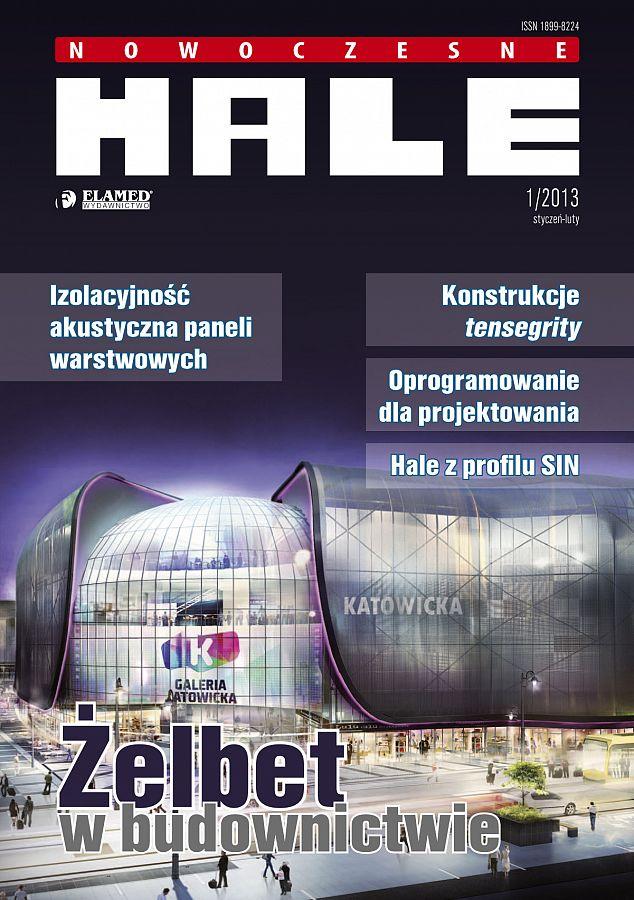 Nowoczesne Hale wydanie nr 1/2013