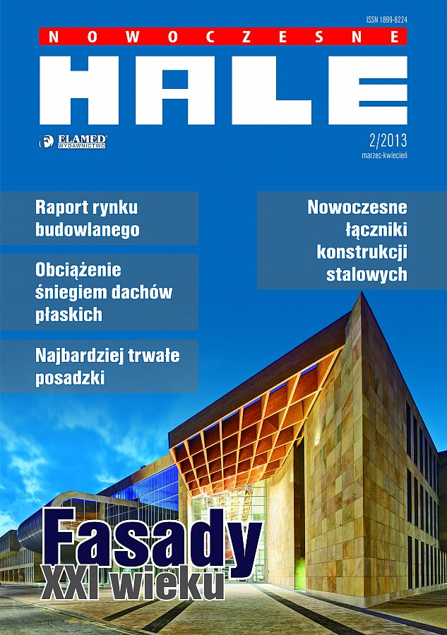 Nowoczesne Hale wydanie nr 2/2013