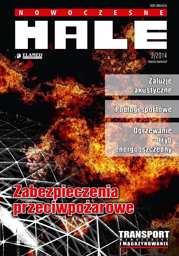 Nowoczesne Hale wydanie nr 2/2014