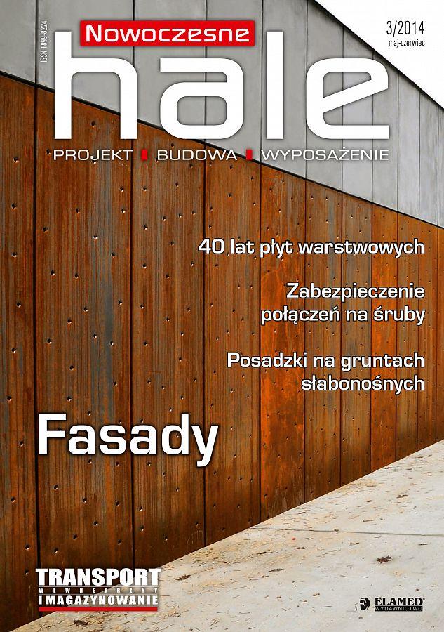 Nowoczesne Hale wydanie nr 3/2014